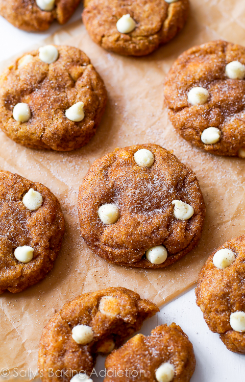 White-Chocolate-Pumpkin-Snickerdoodles-5